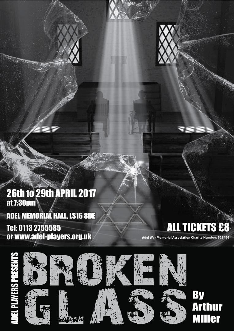 broken glass by arthur miller Broken glass, a play by arthur miller set in brooklyn, 1938, focuses on the dwindling marriage of sylvia and broken glass by arthur miller essay sample.